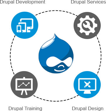 Drupal CMS Development Services India-India