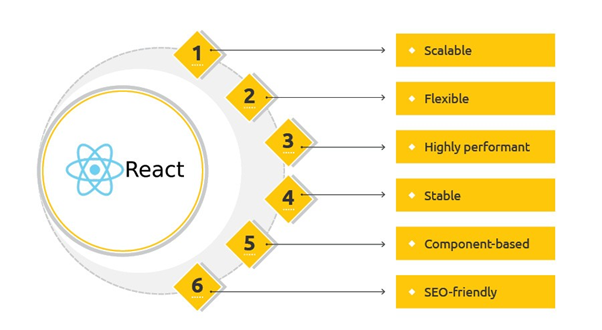 ReactJS Web Development Services India-India