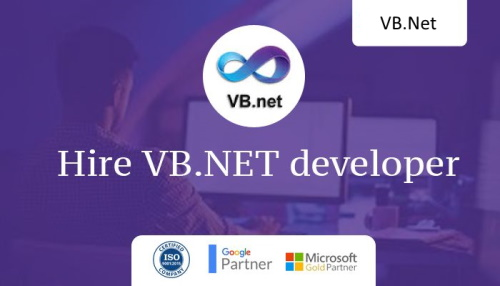 VB.NET Application Development Services-India